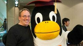 Evolución de un sistema operativo (Linux) timeline