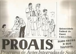 Implantação do PAIS (Programa de ações integradas de saúde)