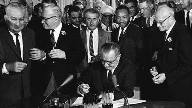 Ley de los derechos civiles