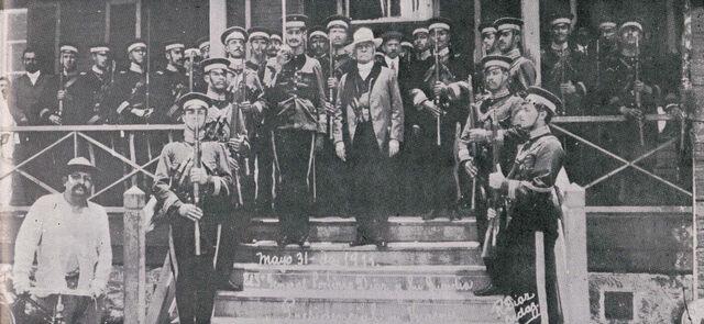Primera etapa del Porfiriato 1876-1880