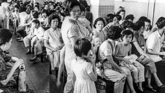 Gripe de Hong Kong
