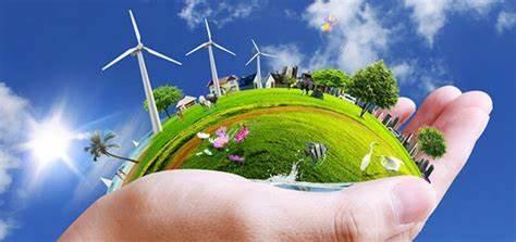 Inicio del desarrollo sustentable