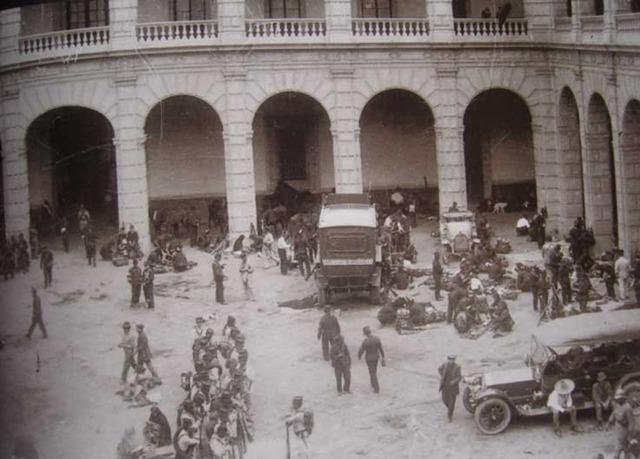 La Decena trágica. Traición de Huerta. Asesinato de Madero y Pino Suarez. Plan de Guadalupe