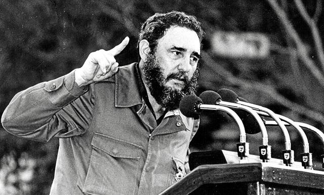 Apoyo a los exiliados para derrocar a Fidel Castro
