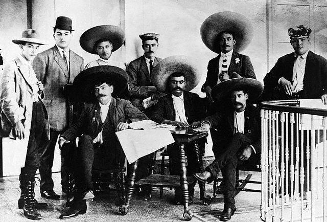 Fuerzas del Gobierno ocupan Cuernavaca en poder de E. Zapata.