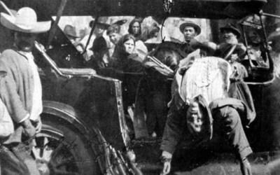 Villa es asesinado en Parral, Chih.