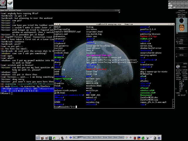 Lunar Linux