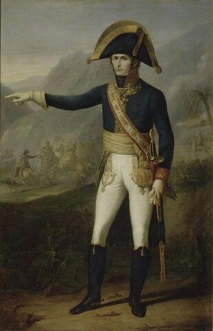 Napoleon send troops