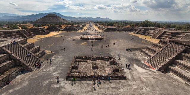 organización económica, política, religiosa y social (Teotihuacana)