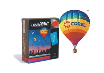 Corel Draw versión 1.11