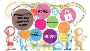 la intervención colectiva en el trabajo social