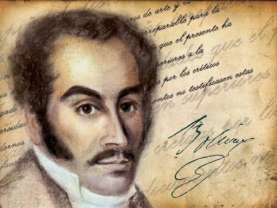 Escrito fundamental de Bolívar