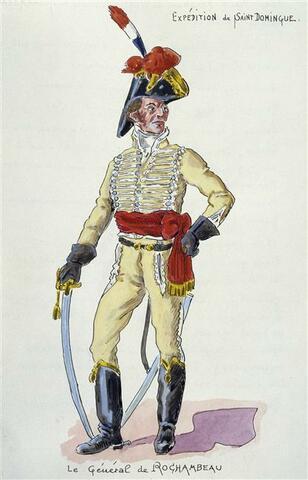 Rochambeau's Letter