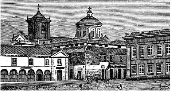 Fundación del colegio San Bartolomé