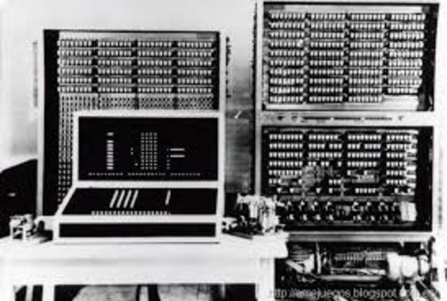 Primera Generación de Computadoras en el Mundo