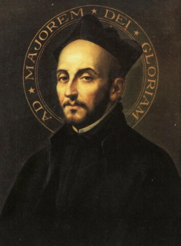 La canonización de Ignacio de Loyola