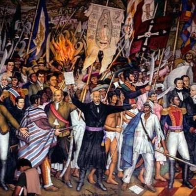 Independencia de Latinoamérica timeline