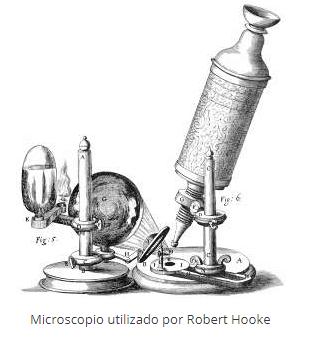Primer uso de microscopios con fines científicos
