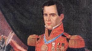 Antonio López de Santa Ana (Nacimiento)