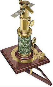 Microscopio solar