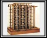 La computadora 1822 por Charles Babbage