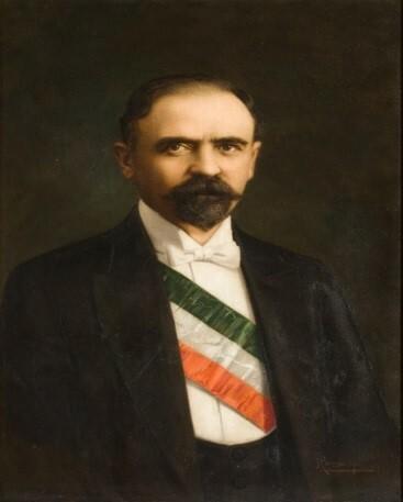 Madero llega a la Presidencia