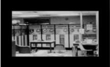 La computadora en 1949 por la universidad Manchester