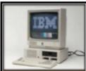 La computadora en los años de 1971 a 1981