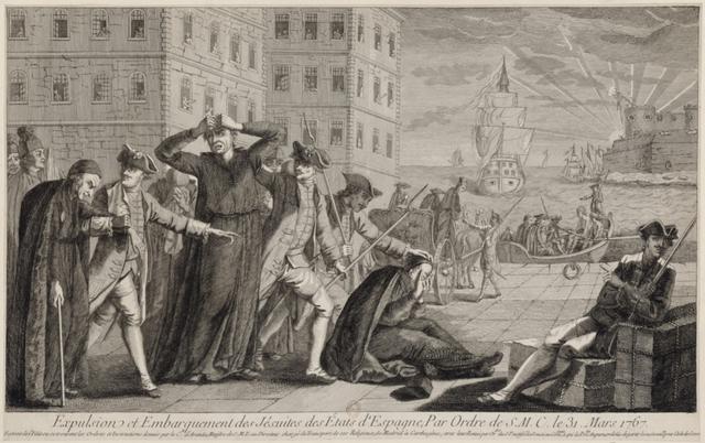 Expulsión de los Jesuitas