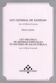 Ley General de Sanidad