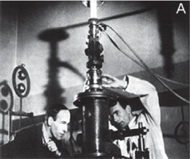 Microscopio electrónico de transmisión (TEM)