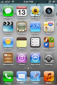 iPhone OS 5.0