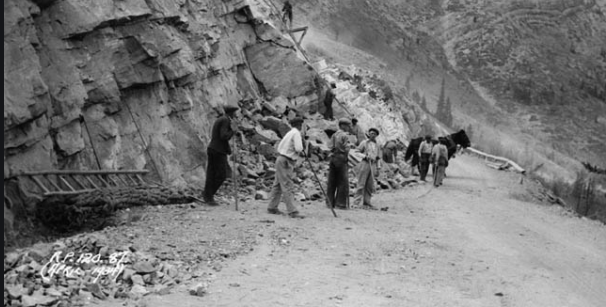 Workers: Relief Camps