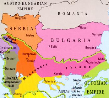 Liga Balcánica