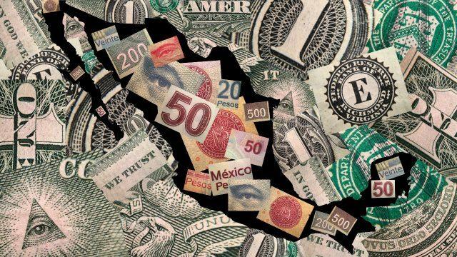 Capital extranjero entra a México