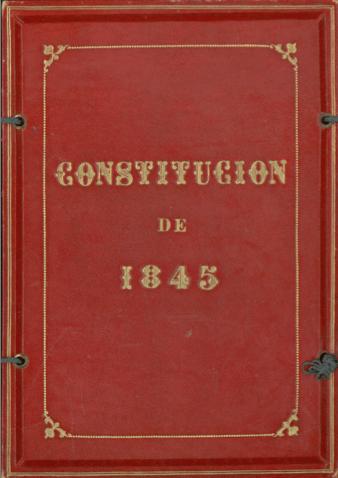 Constitució 1845