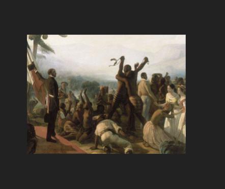 Abolición de la esclavitud en Cuba (ley Moret) por Segismundo de Moret y Prendergast