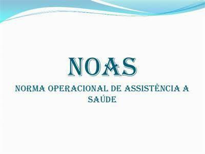 NOAS-SUS 01/2001