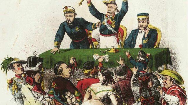 REVOLUCIÓN 1868