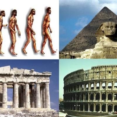 Edad Antigua-Adriana timeline