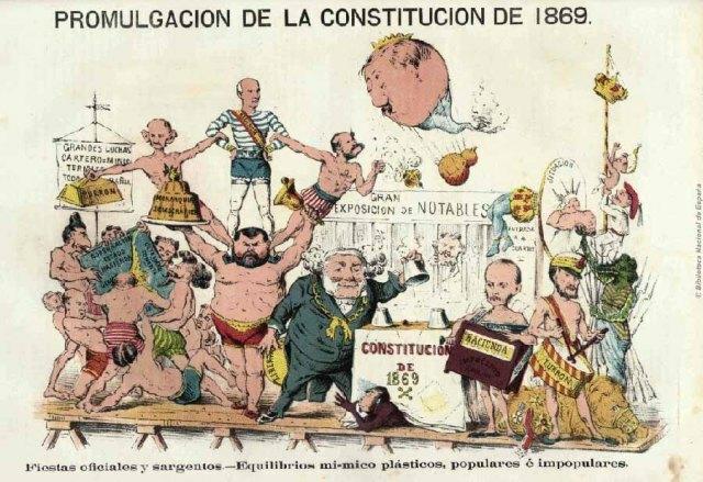 PRIMERA CONSTITUCIÓN DEMOCRÁTICA
