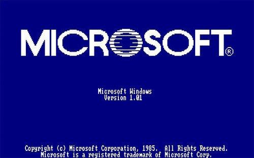 1986 - Windows