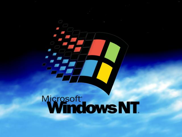 1993 - Windows NT