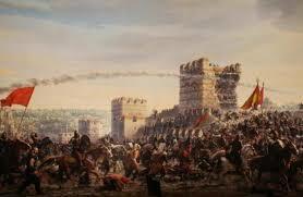 Η αντίδραση του Βυζαντίου