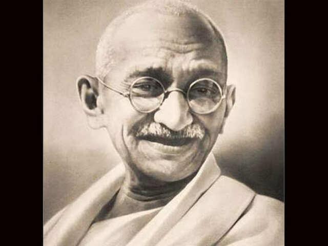 Gandhi's birth
