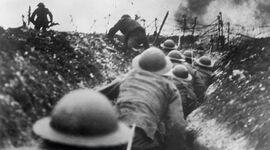 Chronologie WW1 timeline