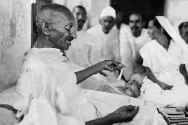 Gandhi raises to power