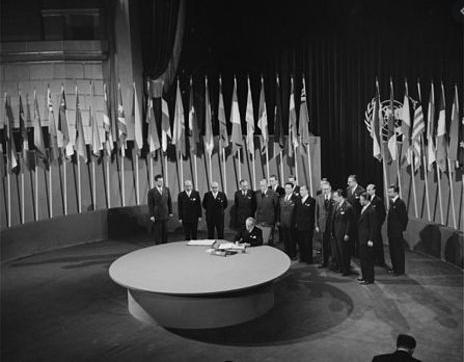 Entrada d'Espanya A l'ONU