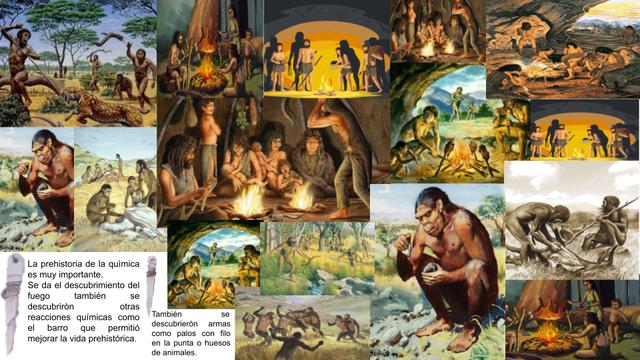 Prehistoria 800.000 AC