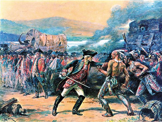 Massacre at Pt. William Henry